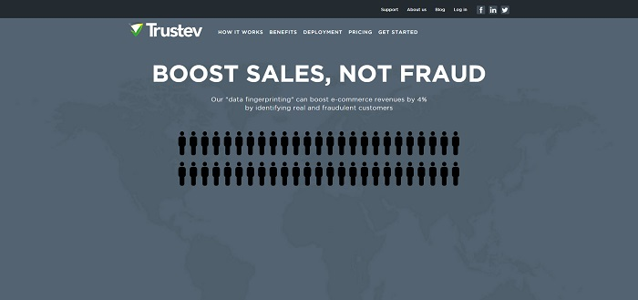 Trustev antifraud technology