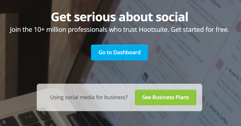 Hootsuite - verktyg för entreprenörer