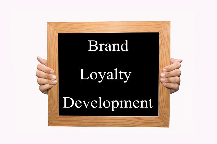 brand loyalty development