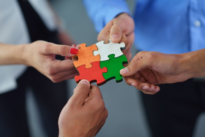 SEO and CRO pieces of a puzzle