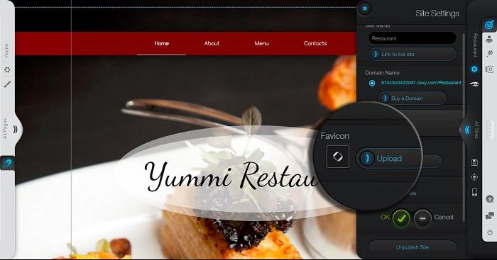 икона на уебсайт