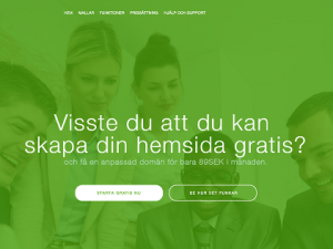 oxxy hemsideprogram - skapa din egen hemsida