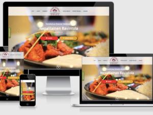 Oxxy Уебсайт на ресторант