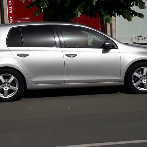 Volkswagen Golf Vs 16inch Enzo wheels