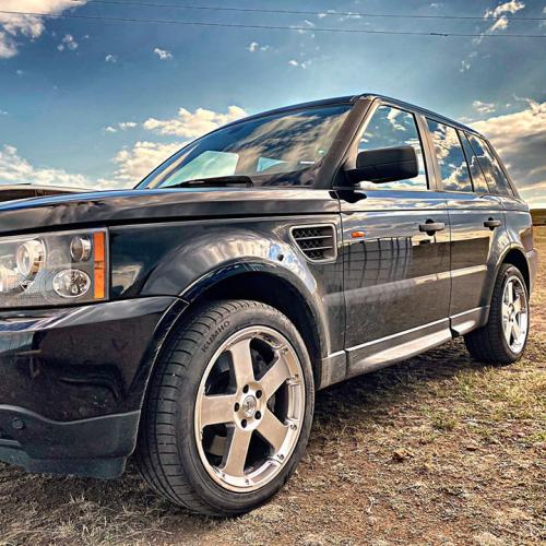 Land Rover Range Rover Sport 2008y Vs 1000 miglia A-SUV Italy
