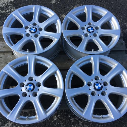 """17"""" джанти 5х120 БМВ 3 BMW 3 Gt F34 Styling 394 Оригинал Като нови"""