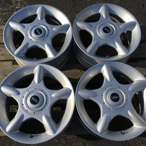"""16"""" джанти 4х100 Мини Купър Mini Cooper R50 R52 MK1 Оригинални!"""