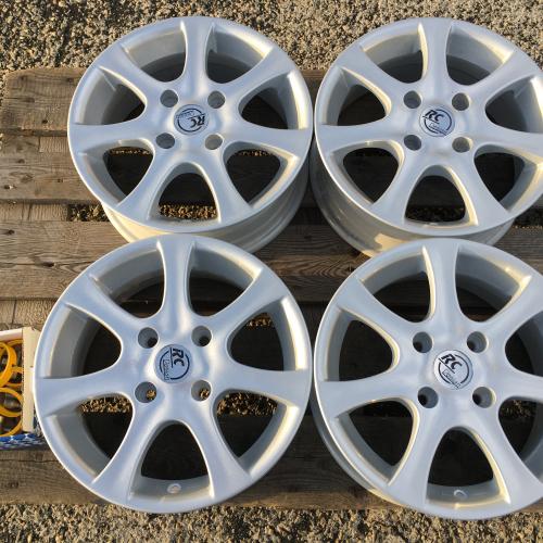 """14"""" джанти 4х108 Пежо 206 Peugeot 206 Brock RC Чисто нови! Форд"""