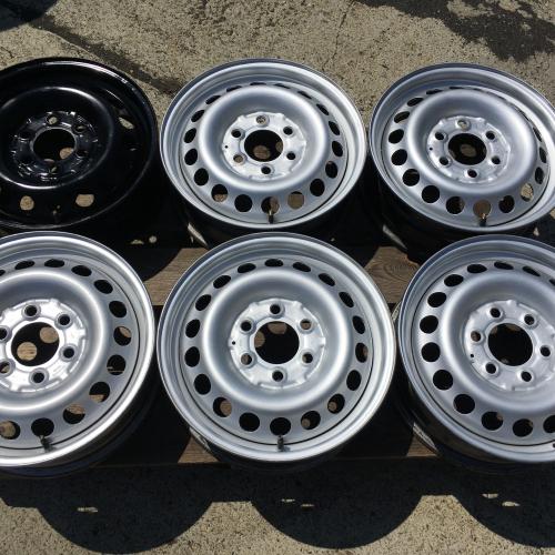 "16"" джанти 6х130 Спринтер Mercedes Sprinter VW Crafter цена за брой"