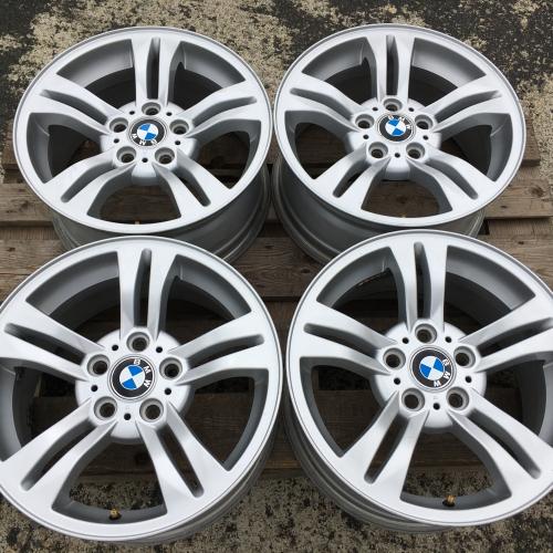 """17"""" джанти 5х120 БМВ Х3 BMW X3 E83 Оригинал Като нови"""