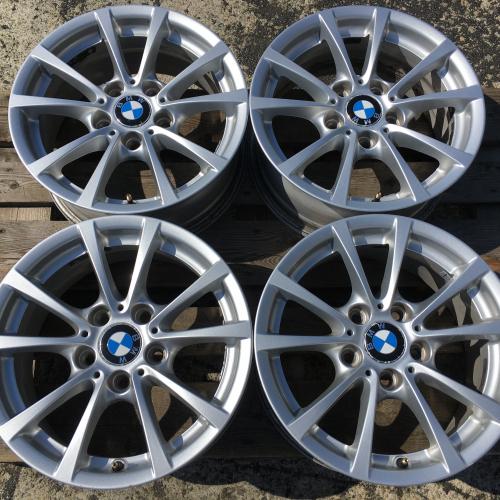 "16"" джанти 5х120 БМВ 3 BMW F30 F31 Styling 390 Оригинал Като нови Styling 390 6796236"