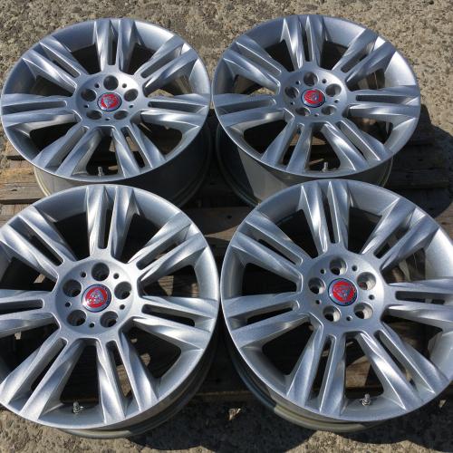 """18"""" джанти 5х108 Ягуар ХФ Jaguar XF Chalice Оригинал Чисто нови Датчици GX63-1007-EA Chalice"""