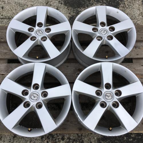 """15"""" джанти 5х114,3 Мазда 3 Mazda 3 Оригинал!"""