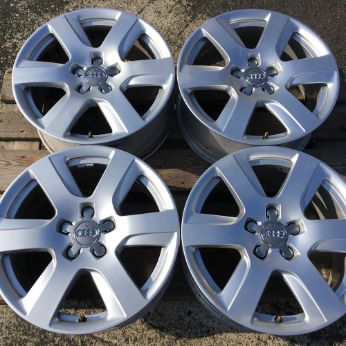 """17"""" джанти 5х112 Ауди А6 Audi A6 S6 4G0601025L Оригинални!"""