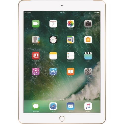 "Apple iPad 9.7"", Cellular, 128GB, 4G, Gold"