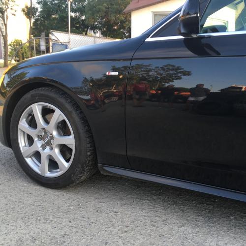 Audi A4 2010y 2.0 TFSi Vs 17inch Audi Q5 8R0601025G original