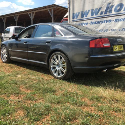 """Audi A8 2005y Vs 20"""" wheels 2012y Audi A8 D4 original"""