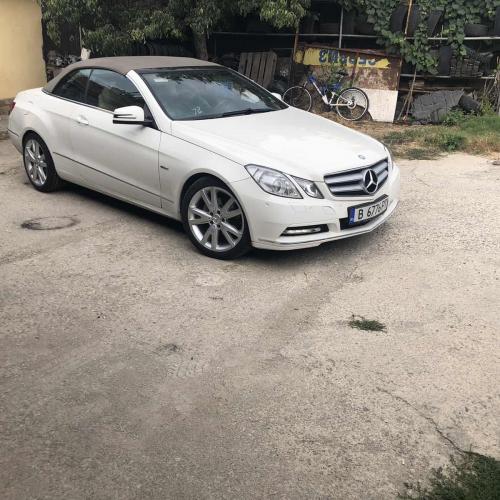 """Mercedes Benz E class cabriolet Vs 18"""" alloy CLS X218 W218"""