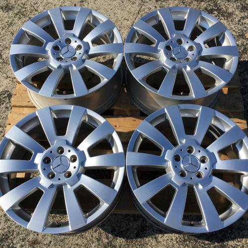 """19"""" джанти 5х112 Мерцедес Mercedes GLK X204 Оригинал! Спорт пакет! A204401210 2 / A204411502"""