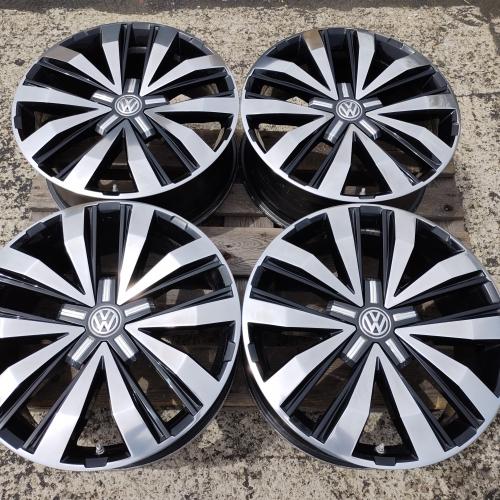 "20"" alloy wheels 5x120 Фолксваген Амарок VW Amarok Talca Original 2H6601025F"