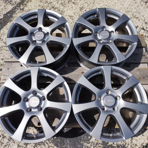 17 джанти 5х114,3 Тойота Mazda Нисан Хюндай Киа Хонда Renault Autec
