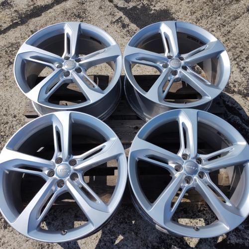 21 джанти 5х112 Audi A7 S7 4G8 RS7 Audi A8 S8 D4 D5 Оригинал 4G8601025AN/AM 4G8601025AP