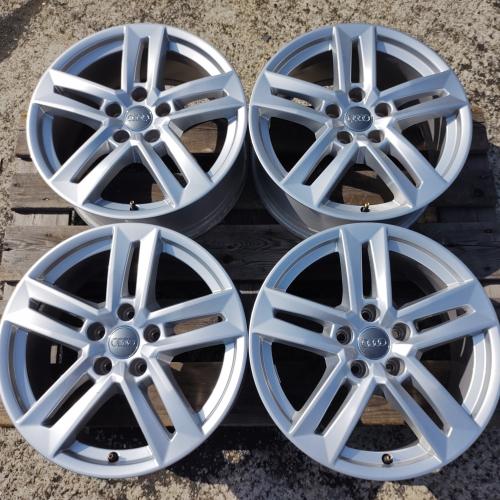 17 джанти 5х112 Audi A4 S4 8W B9 S-Line Ауди А4 Топ ниво 8W0601025P
