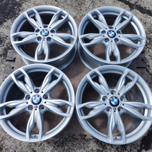 18inch 5x120 BMW 1 M F20 F21 BMW 2 F22 F23 БМВ 1 М Оригинал 7845870 7845871