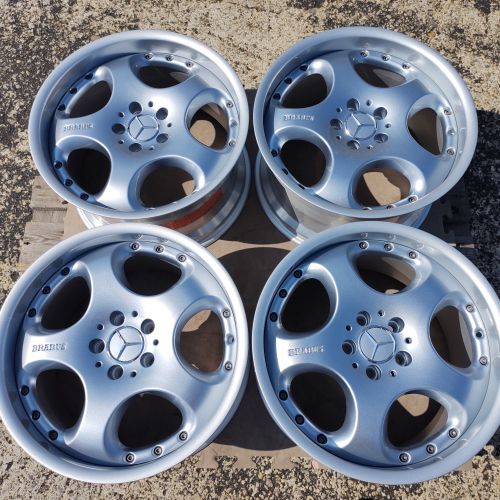 "18inch Mercedes Brabus Monoblock IV alloy wheels 10Jx18"" ET40 421-008-40 Monoblock4"