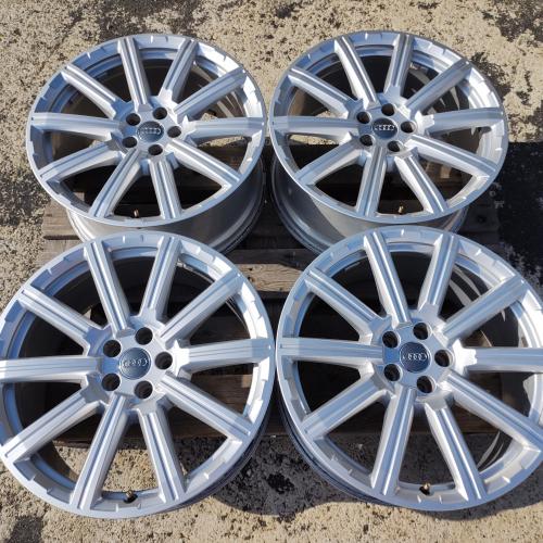 20 джанти 5х112 Audi Q7 SQ7 4M S-LINE Ауди Кю7 Оригинал ТОП ниво 4M0601025AE