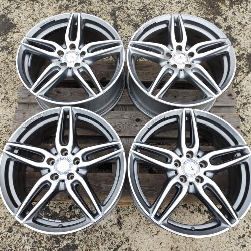 19 джанти 5х112 Mercedes Eclass AMG W213 Е класа АМГ Оригинал Топ ниво A2134012000