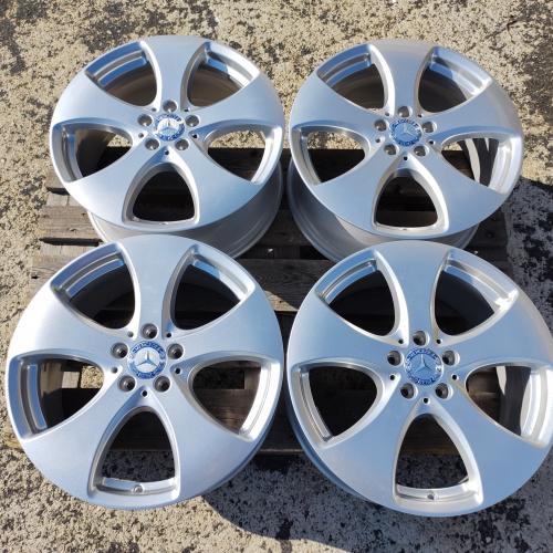 19 джанти 5х112 Mercedes ML GL GLS W166 Мерцедес ГЛ Топ ниво Оригинал A1664013000