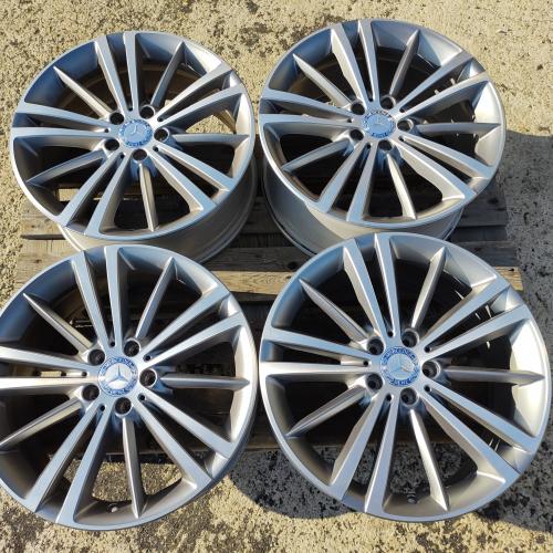 19 джанти 5х112 Mercedes Cls500 W257 C257 Мерцедес Оригинал Топ Ниво A2574010300 A2574010400