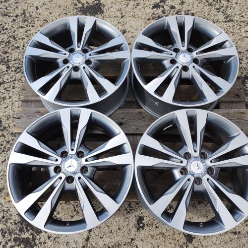18 джанти 5х112 Mercedes C-Klasse W205 Мерцедес Ц Оригинал Топ ниво A2054012802