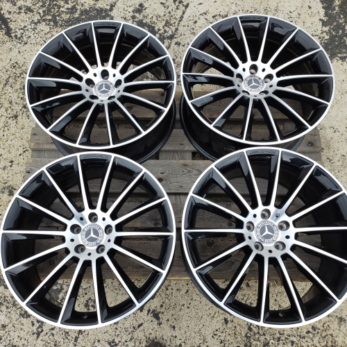 20 джанти 5х112 Mercedes CLS53 AMG Coupé C257 W257 Оригинал A2574013200 A2574012000
