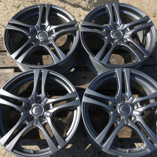"""18"""" джанти 5х110 Alfa Romeo Chrysler Fiat Opel Saab Brock RC 26-758 Топ ниво"""