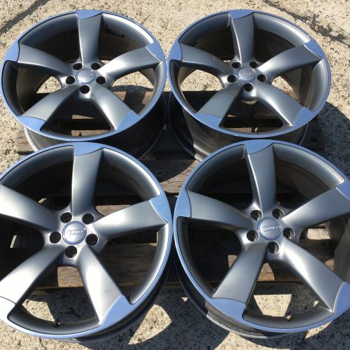 """21"""" alloy 5х112 Audi RS7 S7 A7 AUDI A8 S8 Ауди А7 А8 Audi Rotor Original Top 4H0601025BA 4H0601025"""