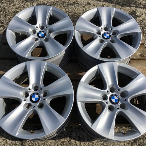 "17"" джанти 5х120 БМВ 5 BMW F10 F11 Оригинални! 6790172"