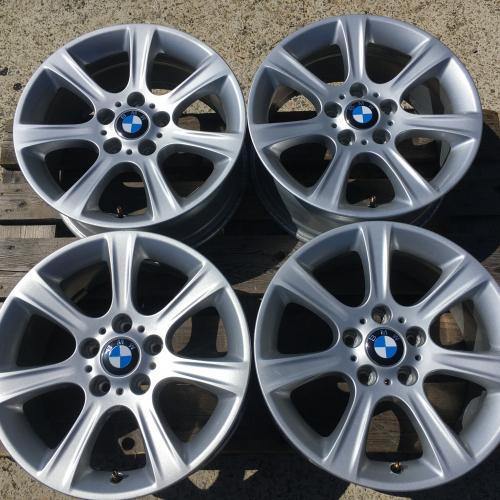 """17"""" джанти 5х120 БМВ 3 BMW F30 F31 F32 Styling 394 Оригинал Като нови BMW6796243"""
