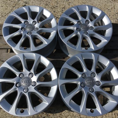 "16"" джанти 5х112 Ауди А3 Audi A3 8V Sportback Оригинал Супер ниво 8V0601025BM"