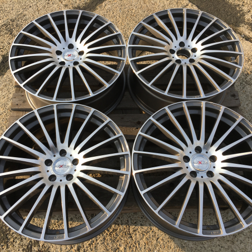 "20"" джанти 5х112 Audi A6 C7 Mercedes E Class W212 AXXION Нови"