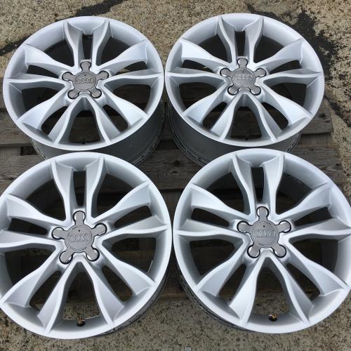 "17"" джанти 5х112 Ауди А3 Audi A3 Sportback Оригинални Топ ниво 8P0601025CC"