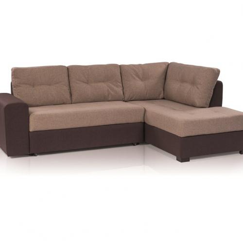 Екстракторно изпиране на ъглов диван / от всички страни