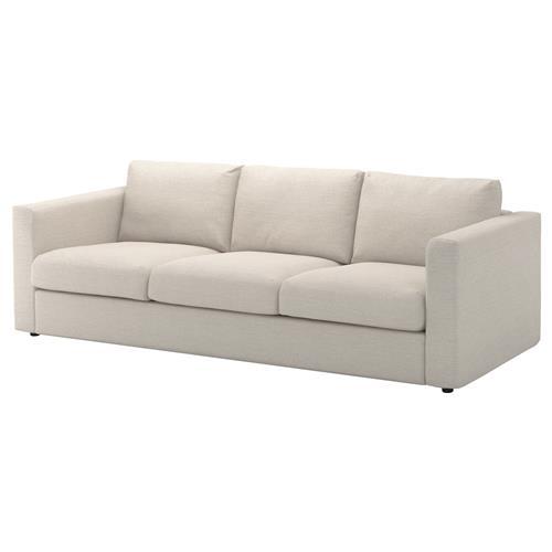 Екстракторно изпиране на триместен диван / от всички страни