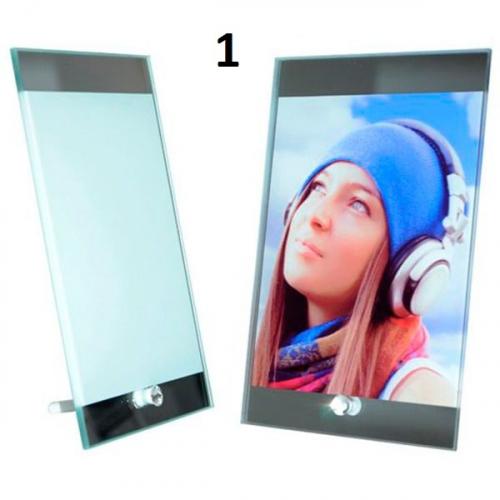 Стъклена рамка със снимка или надпис по Ваша идея