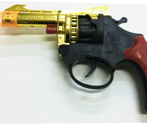 Пистолет с капси + 1 блистер капси
