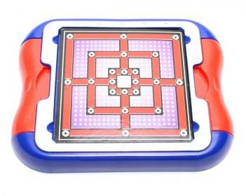 Комплект магнитни игри 9 в 1