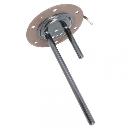 Фланец за бойлер -кръгъл 6 отвора, две тръби , тефлон