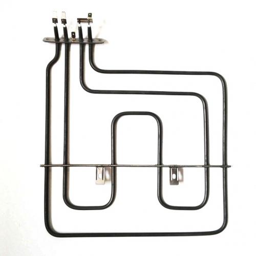 Нагревател за Beko - горен 800+800 W – стр. изв. с чупка
