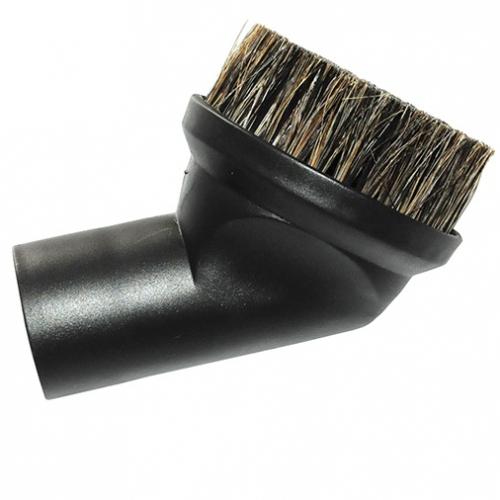 Четка за прахосмукачка конски косъм малка Ф32
